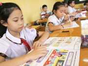 Đề kiểm tra đọc, viết môn Tiếng Việt lớp 2 – 8 tuần học kì 1