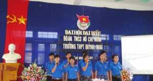 Đề thi học kì 2 môn Địa lý  lớp 12 trường THPT Quỳnh Nhai
