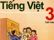 Tổng hợp 5 đề thi học kì 2 môn Tiếng Việt lớp 3 hay nhất năm học 2015 – 2016