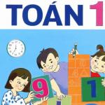 [Phần 4] Đề ôn hè lớp 1 môn toán đề số 10,11,12