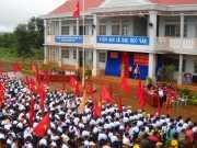 Đề thi khảo sát chất lượng đầu năm lớp 4: Môn Tiếng Việt trường tiểu học Đinh Tiên Hoàng