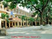 Đề và đáp án đề KSCL đầu năm môn Toán lớp 12 trường THPT Thuận Thành 1 năm 2015