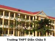 Đề thi khảo sát chất lượng đầu năm lớp 11 môn Toán trương THPT Diễn Châu 5 năm 2015