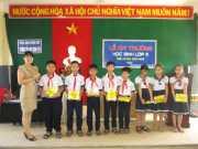 Đề khảo sát chất lượng đầu năm lớp 2 môn Tiếng Việt, Môn Toán trường Tiểu học Thanh Tân