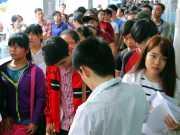 Các trường đại học, cao đẳng chủ động xét tuyển, tuyển sinh năm 2016