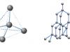 Tinh thể nguyên tử và tinh thể phân tử: Bài tập 1,2,3, 4,5,6 trang 70,71 Hóa lớp 10: