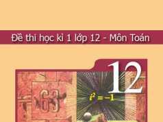50 câu trắc nghiệm kì kiểm tra 90 phút kì1 lớp 12 toán tại Hà Nội năm 2016