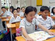Đề kiểm tra kì 1 toán và Tiếng Việt lớp 2 có đáp án trường tiểu học Nguyễn Bá Ngọc năm 2015