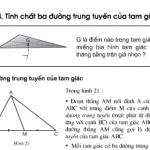 Giải bài 23,24,25 ,26,27,28 ,29,30 trang 66,67 SGK Toán 7 tập 2: Tính chất ba đường trung tuyến của tam giác