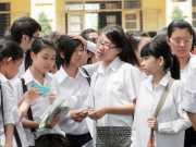 Đáp án đề thi học kì 2 lớp 9 môn Toán Hà Nội (Thi thử vào 10) năm 2016