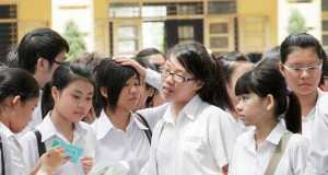 [Đề chính thức] Đề thi vào THPT Chuyên môn Văn năm 2017 – Đại học Sư Phạm Hà Nội