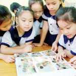 Đề kiểm tra giữa học kì 1 lớp 5 môn Toán trường Tiểu học Tứ Yên năm 2016