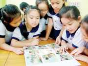 Đề kiểm tra giữa học kì 1 lớp 5 toán trường Tiểu học Tứ Yên năm 2016