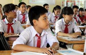Đề thi học kì 1 lớp 4 môn Tiếng Anh có đáp án – TH Kim Tân 2016