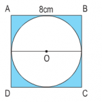 Bài 1,2,3,4 trang 100,101 SGK Toán 5: Luyện tập chung diện tích hình tròn
