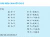Dấu hiệu chia hết cho 5 Toán 4 trang 96 chi tiết