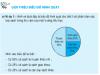 Bài 1,2 trang 102 Toán 5: Giới thiệu biểu đồ hình quạt