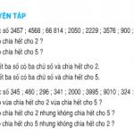 Bài 1,2,3 ,4,5 trang 96 SGK Toán 4: Luyện tập tiết 86