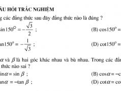 Bài 15 đến bài 30 trang 65, 66, 67 SGK: Ôn tập chương 2 hình học 10