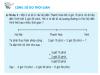 Giải bài 1,2 trang 132 Toán lớp 5: Cộng số đo thời gian