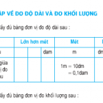 Giải bài 1,2,3,4 trang 153,154 SGK Toán lớp 5: Ôn tập về đo độ dài và đo khối lượng (tiếp theo)