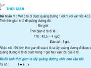 Giải bài 1,2,3,4 trang 143 SGK Toán lớp 5: Luyện tập thời gian