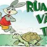 Kể lại câu chuyện đã học: Rùa và Thỏ
