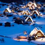 Tả lại khu phố hay thôn xóm, bản làng mới nơi mình ở vào một ngày đông