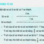Bài 1,2,3,4 trang 147 Toán 4: Giới thiệu tỉ số