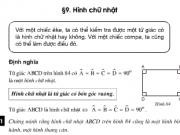 Bài 62,63,64 ,65,66 trang 99,100 Toán 8 tập 1: Luyện tập hình chữ nhật