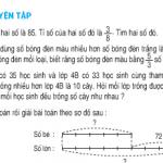Bài tập 1,2,3,4 trang 151 Toán 4: Luyện tập (tiếp theo)