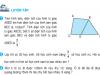Luyện tập tiết 167: Giải bài 1,2,3 trang 172 Toán lớp 5