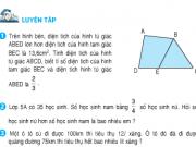 Giải bài 1,2,3 trang 172 SGK Toán 5: Luyện tập về giải toán (tiết 3)