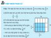 Bài 1,2,3 trang 133 SGK Toán 4: Phép nhân phân số
