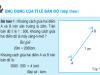 Bài 1,2,3 trang 158 SGK Toán 4: Ứng dụng của tỉ lệ bản đồ (tiếp theo)