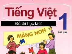Thi khảo sát kì 2 lớp 1 Phòng GD&ĐT Sa Pa môn Tiếng Việt