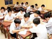 Tham khảo đề thi kì 1 môn Văn & Toán lớp 9 – Hà Nội năm 2017 – 2018