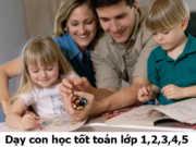 day con hoc toan tieu hoc