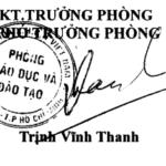Quận Gò Vấp thông báo kế hoạch, lịch kiểm tra 1 tiết Văn, Toán, Anh THCS năm 2017