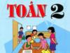 Giúp trẻ học chương 1 ôn tập và bổ sung (Toán lớp 2)