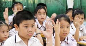 Thi môn Toán và Tiếng Việt Lớp 4 kì 2 năm học 2017-2018: Tính giá trị của biểu thức