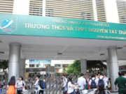 Kiểm tra định kỳ chất lượng giữa kỳ 1 văn lớp 6 trường THCS Nguyễn Tất Thành