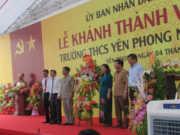 Kiểm tra chất lượng giữa học kì 1 Toán 8 huyện Yên Phong: Phân tích đa thức thành nhân tử