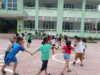 Trò chơi bánh xe quay: Rèn cho trẻ sự chú ý và biết phối hợp với nhau