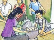 [Đề 10] Đề kiểm tra học kì 2 Tiếng Việt lớp 5: Rau khúc thường có vào thời gian nào?