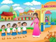 [Đề số 16] Đề thi cuối học kì 1 – Tiếng Việt 5: Các em học sinh lớp Một được cô giáo yêu cầu vẽ bức tranh theo chủ đề gì?