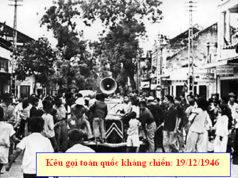 Kiểm tra Sử 9 kì 2: Vì sao, Đảng và Chính phủ phát động cuộc kháng chiến 19/12/1946