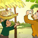 Đề thi học kì 2 môn Tiếng Việt 3: Trên đường hành quân, anh bộ đội nghe thấy gì?
