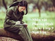 Gợi ý giải chi tiết đề thi Văn 9 kì 2 quận Ba Đình Hà Nội mới nhất