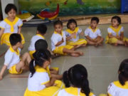 Tăng khả năng phán đoán, nghe âm thanh và phản xạ nhanh nhẹn cho trẻ